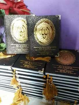 buku yasin majmu syarif bludru terlengkap termurah