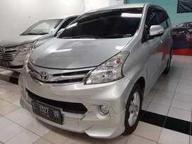 Toyota New Avanza 1.5 G Luxury 2015 MT Manual MPV Mobil Keluarga Veloz