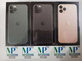 Brand new iPhone 11 Pro Physical Dual Apple Warranty