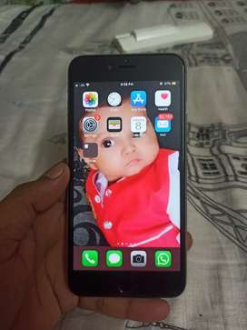 I phone 6 S plus 16 gb with box .no accessories only phone and box