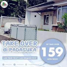 TAKE OVER RUMAH DI PADASUKA