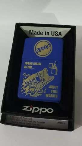 Original zippo new noss