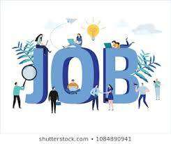 Work as a back office Executive at grow along with the company.