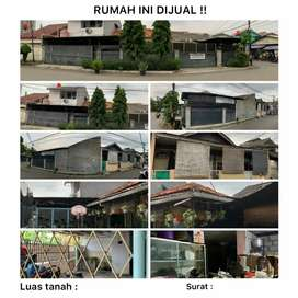 RUMAH HOOK & KONTRAKAN 8 PINTU + RUKO