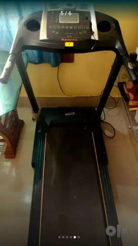 Go-fit crystal Electronic tread mill for sell