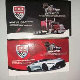 Eco racing naikkan oktan dan penghemat bbm