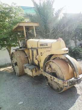 Road Roller Invicta