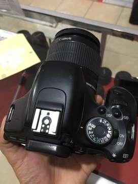 Kamera Canon 600D Kit 18-55mm