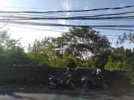 Dijual Tanah 20 are di Jalan Utama Kampial Nusa Dua, Bali