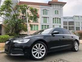 Dijual mobil Audi A6 S-Line Edition 2013