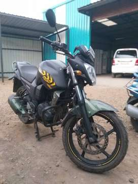 FZs less used  new like condition