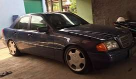 For Sale Mercedes Benz W202 C180/96