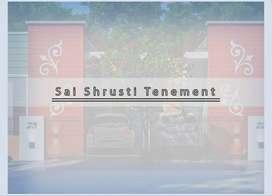 600 Sq.ft S.B.A. Tenement sale at New Karelibagh