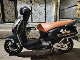 Suzuki Access 125 Special Edition Matte Black 2019