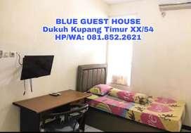Kost Kos Guest House Non Smoking Dekat Islamic Centre Surabaya Barat