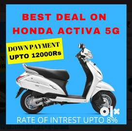 GET ALL NEW HONDA PRODUCTS @LOW DOWN PAYMENT