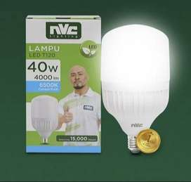 NVC LAMPU LED 40W