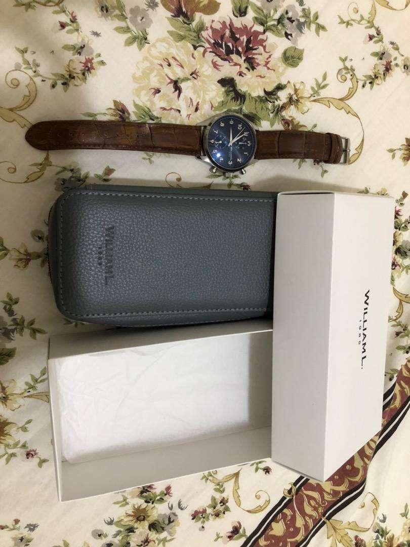 Jam tangan WILLIAM L UNISEX 0