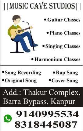Guitar classes ( Barra)