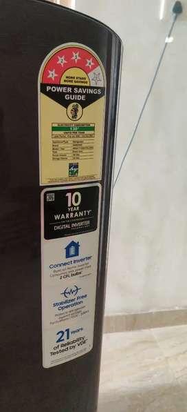 6 months old Single Door fridge