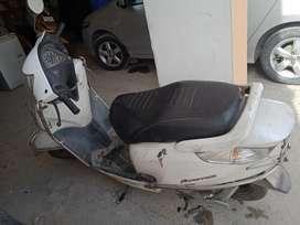 Second owner delhi no scooty