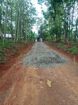 Tanah kapling murah jalan aspal 6 meter di dekat Pasar Mijen Semarang