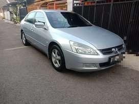 istimewa!! Honda Accord CM5 Vti-L 2005 Manual   tukar altis city