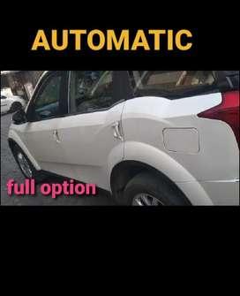 Mahindra XUV500 AT W10 AWD, 2017, Electric