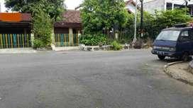 Dijual tanah dalam lingkungan UGM sangat cocok utk kost, cafe, kantor