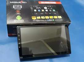 HEAD UNIT ANDROID SKELETON SKT 8189 ANDROID 9 INCH VOICE COMAND+PASANG