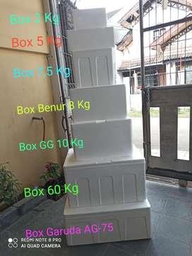 Box Styrofoam, sterofoam Box gabus (Bandung)