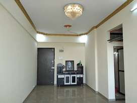 1BHK, master bed semi furnished room for rent