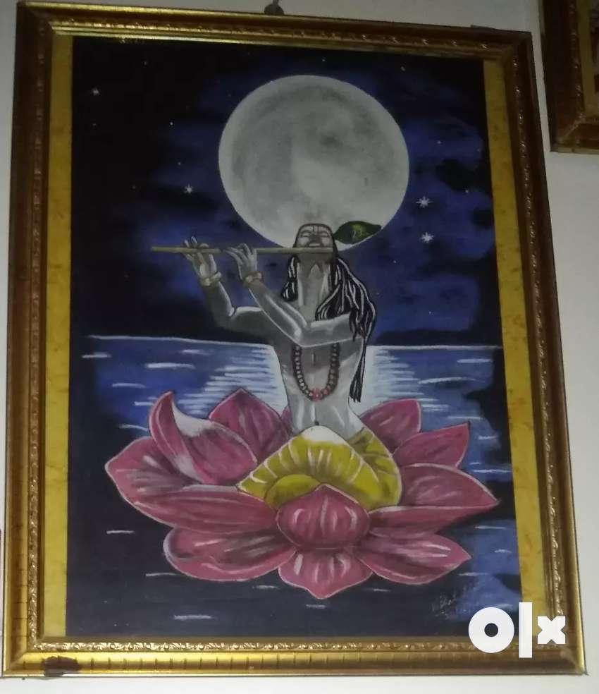 Krishna flute 0