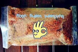 Abon ayam kampung (home made)