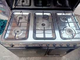 climax cooking range