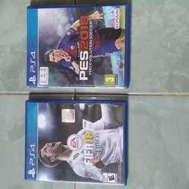 Dijual 2 Blueray Disk PS4