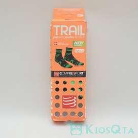 kaos kaki compressport trail pro racing socks anti blister T2