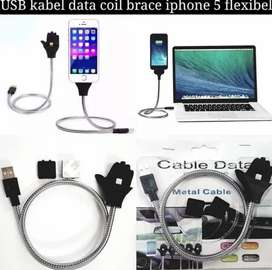 Kabel coil brace strong iPhone