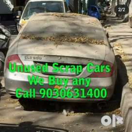 Unused/Scrap/Car/Buyers