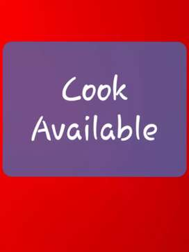Cook available