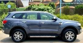 Ford Endeavour Titanium Plus 4X2 AT, 2016, Diesel