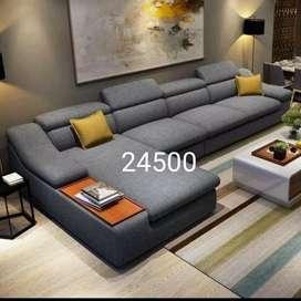 High density sofa set warranty 10 years
