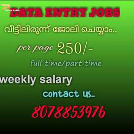 Income weekly..