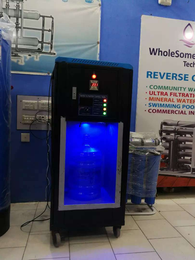 Ro plant start your miners water business 0