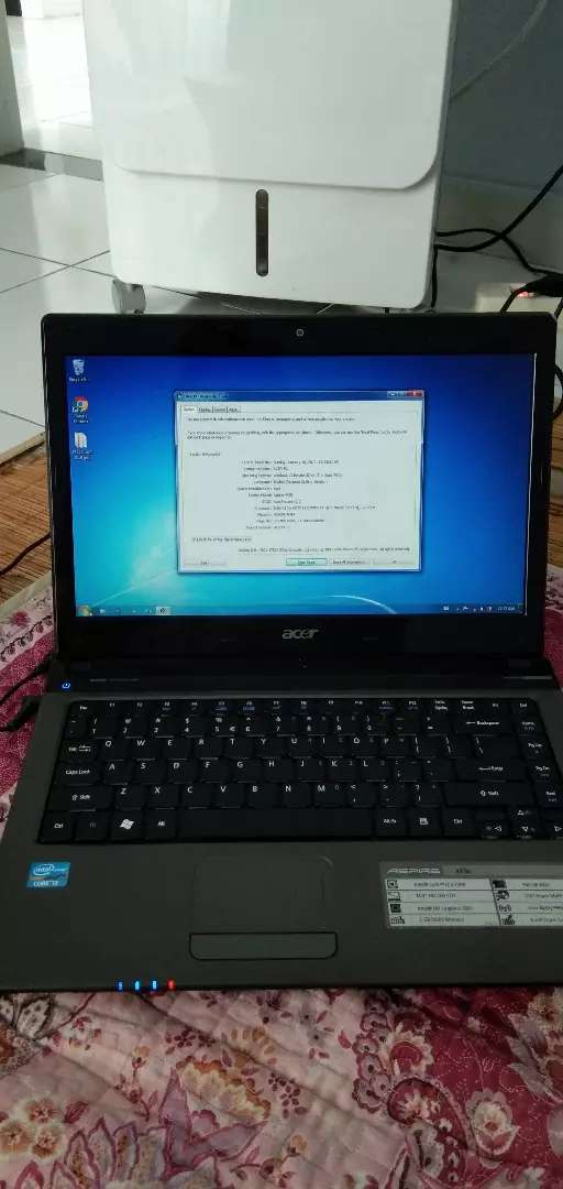 Acer aspire 4750 0
