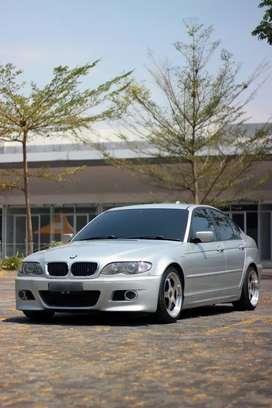 BMW E46 318i Facelift 2002 Nopol H