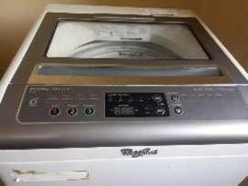 Whirlpool washing machine 6.5kg and 8.5kg