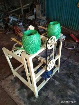 Mesin gulung rafia 0,5-1kg