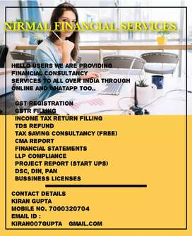 NIRMAL FINANCIAL SERVICES