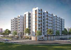 New, 2 BHK  Flats For Sale in  Samruddhi Skyrise 1, Kalali